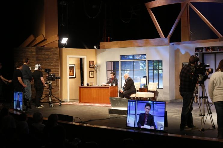 Danny, Joe, and Crew - The Gracie Theatre Bangor, Maine
