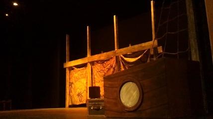 Treasure Island - Gracie Theatre - Bangor, Maine