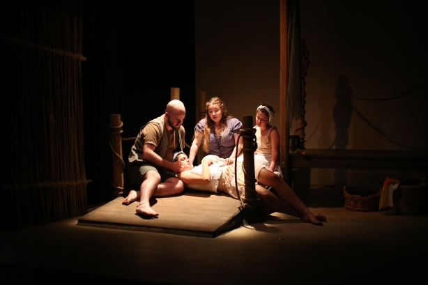 Once On This Island - Husson University