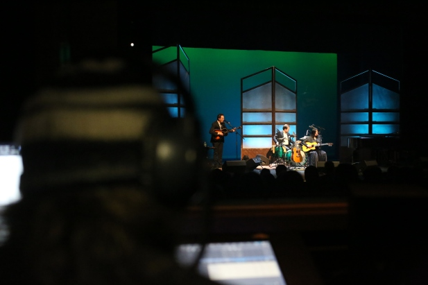 Paula Cole - Gracie Theatre -  From The Lighting Booth